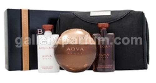 Bvlgari Aqva Amara For Men (Giftset)