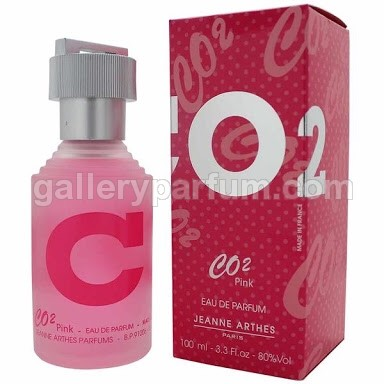 Jeanne Arthes CO2 Extreme For Women EDP 100ml