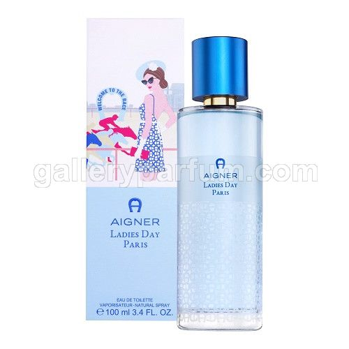 Etienne Aigner Ladies Day Paris For Women EDT 100ml