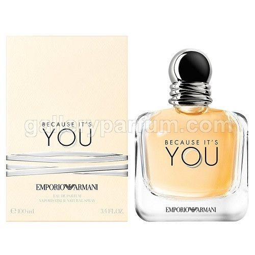 Giorgio Armani Emporio Because It's You For Women EDP 100ml