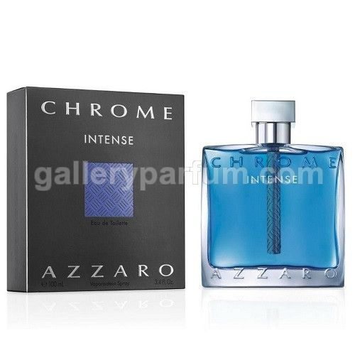Azzaro Chrome Intense For Men EDT 100ml