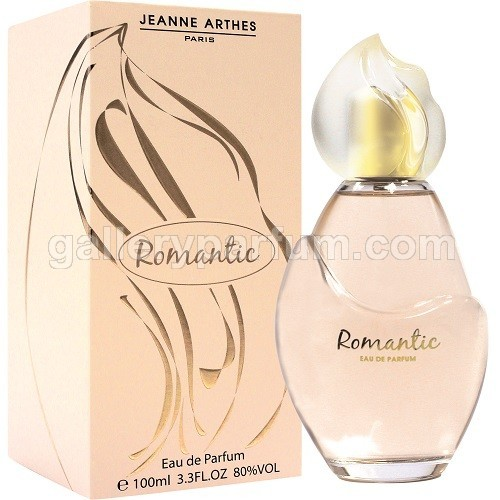 Jeanne Arthes Romantic for women EDP 100 ml