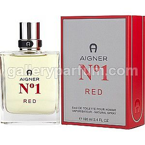 Etienne Aigner No 1 Red For Men EDT 100ml (Tester)